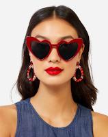 óculos de sol divertidos