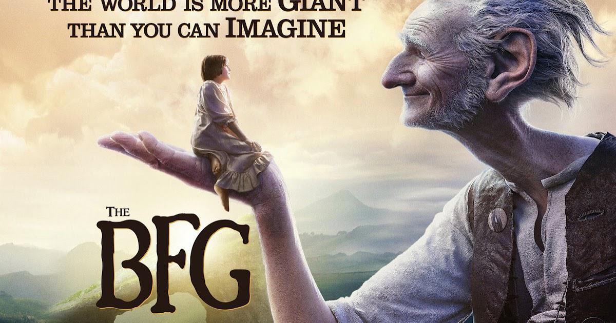 MI AMIGO EL GIGANTE - Todo sobre la nueva película de Steven Spielberg basada en el cuento de Roald Dahl