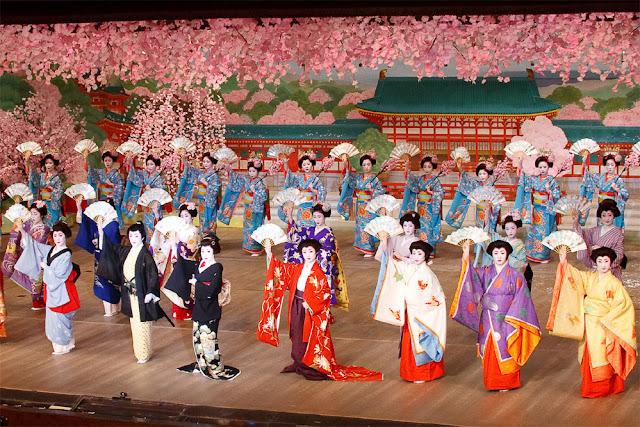 Gion Odori (Dancing programme), Kyoto