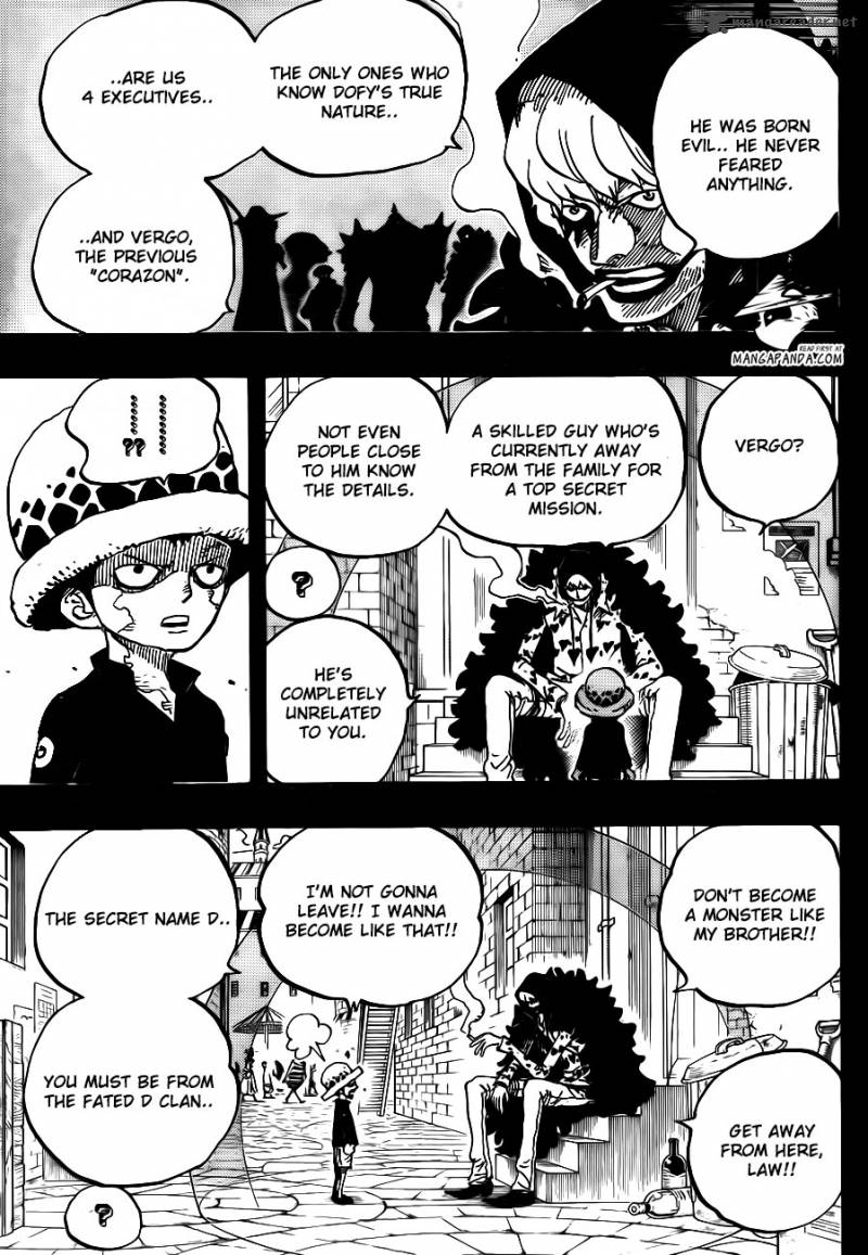 One Piece Ch 764: White Monster