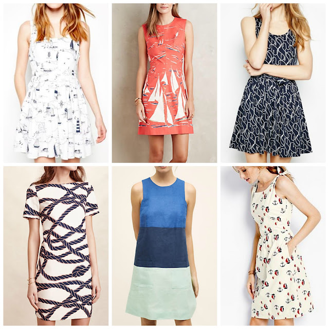 Nautical by Nature | Nautical dresses
