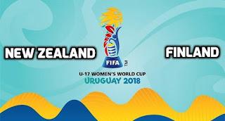 New Zealand vs Finland