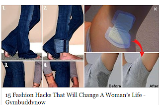 15 Fashion Hacks That Will Change A Woman's Life