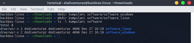Cara Membuat Folder Baru di Linux Melalui Terminal