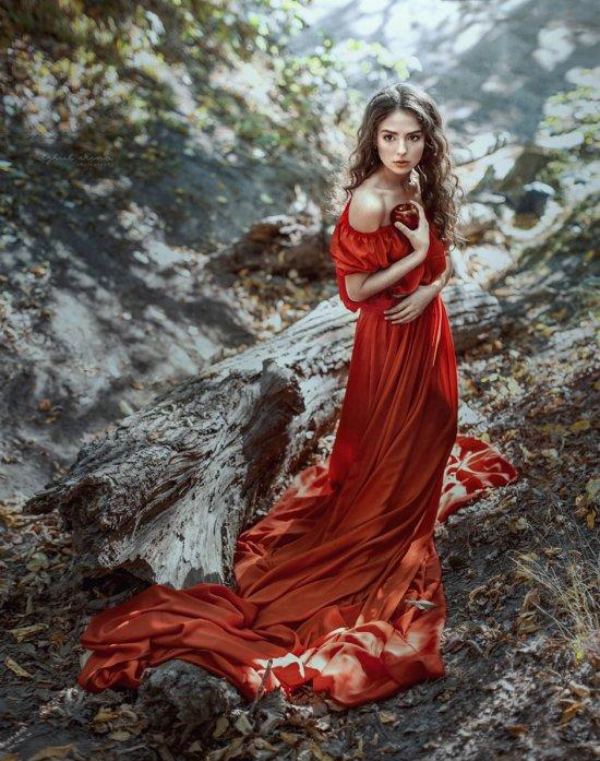 Irina Dzhul 500px fotografias fashion magia mulheres modelos beleza contos de fada