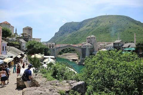 Travelogue: Balkans Part 3 - Mostar, Bosnia and Herzegovina