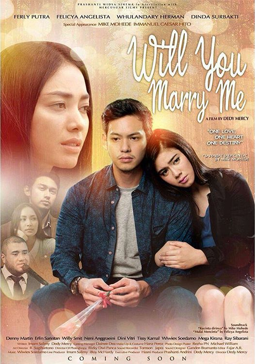 Download Will You Marry Me (2016) DVDRIP Indonesia