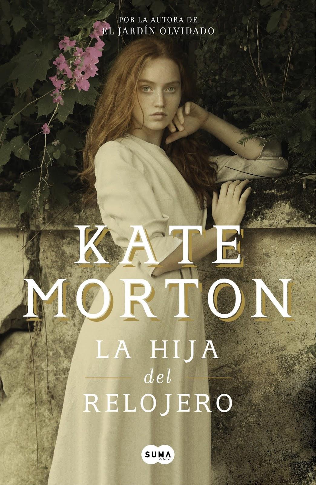 El b ho entre libros la hija del relojero kate morton for El jardin olvidado epub