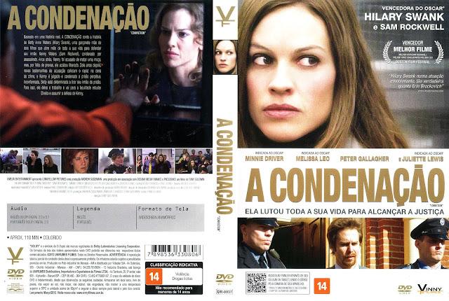 Capa DVD A Condenação