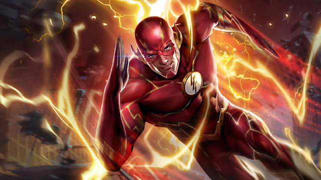 The Flash Arena of Valor