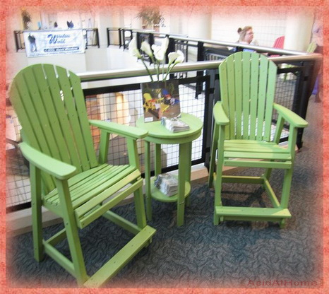 Berlin Gardens Adirondack Chair