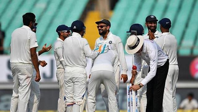 ICC रैंकिंग में नंबर वन पर भारतीय टीम, WI को चटाई धूल | SPORTS NEWS