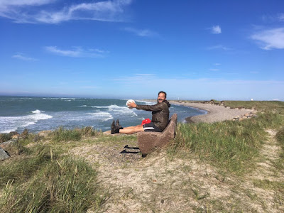 fun at the skagen coastline