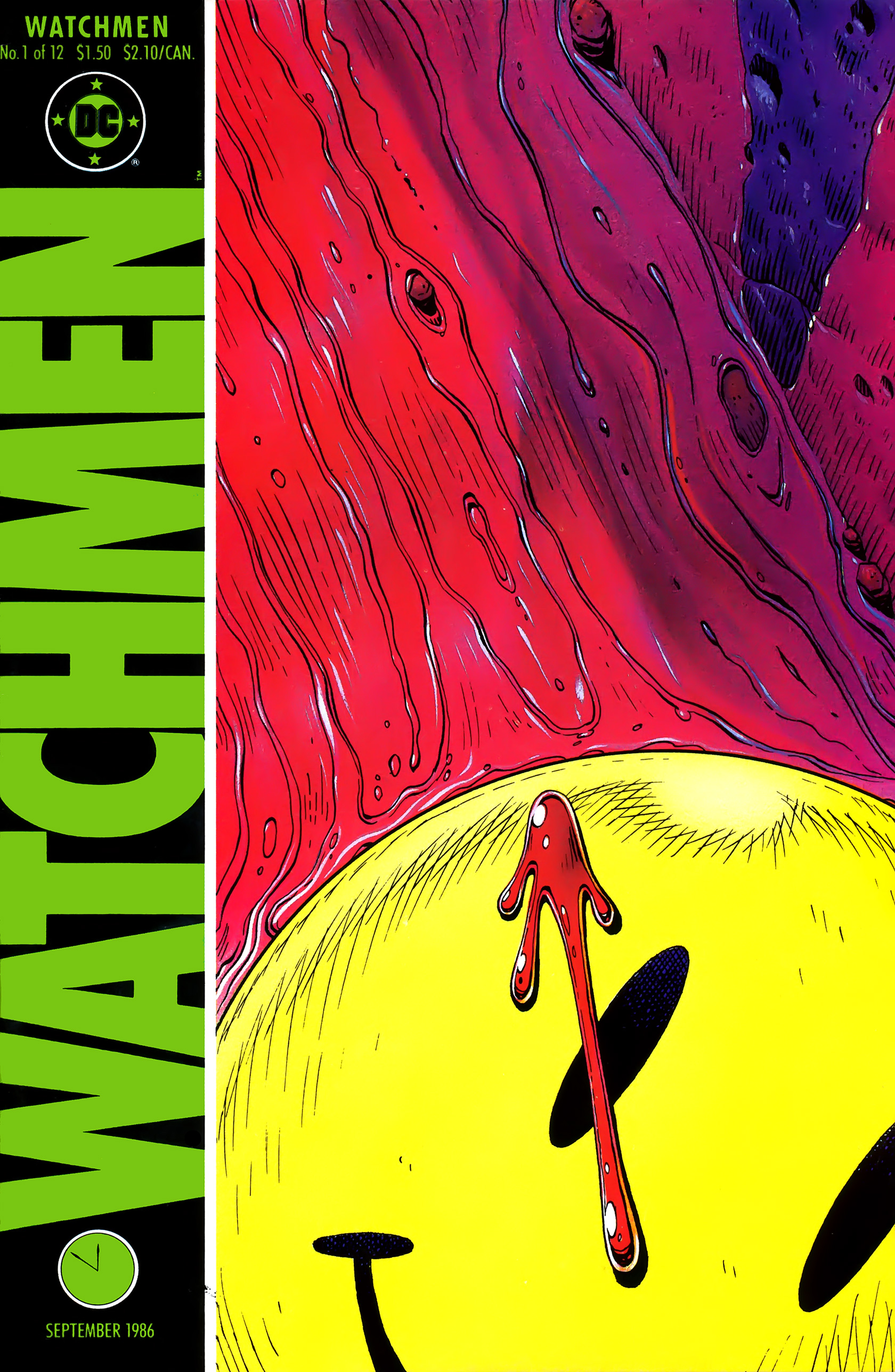 Watchmen (1986) 1 Page 1