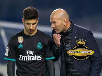 Asensio Mengidolakan Zidane Sejak Masih Kecil