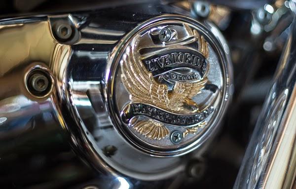 Harley Davidson Chopper 1200 cc
