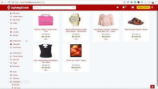 Linda Ikeji Social website