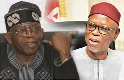 Tinubu's Panel Stops Oyegun's Tenure Elongation - APC chief