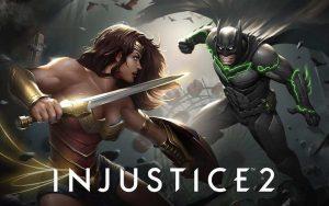 gambar Injustice 2 MOD APK