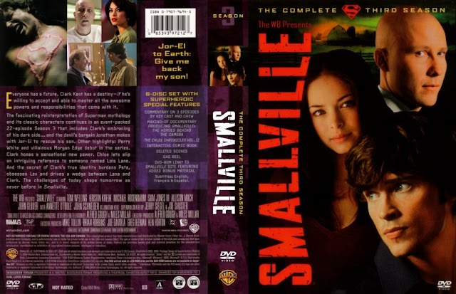 [Phim] Thị Trấn Smallville ( Phần 3 ) Full HD 720p