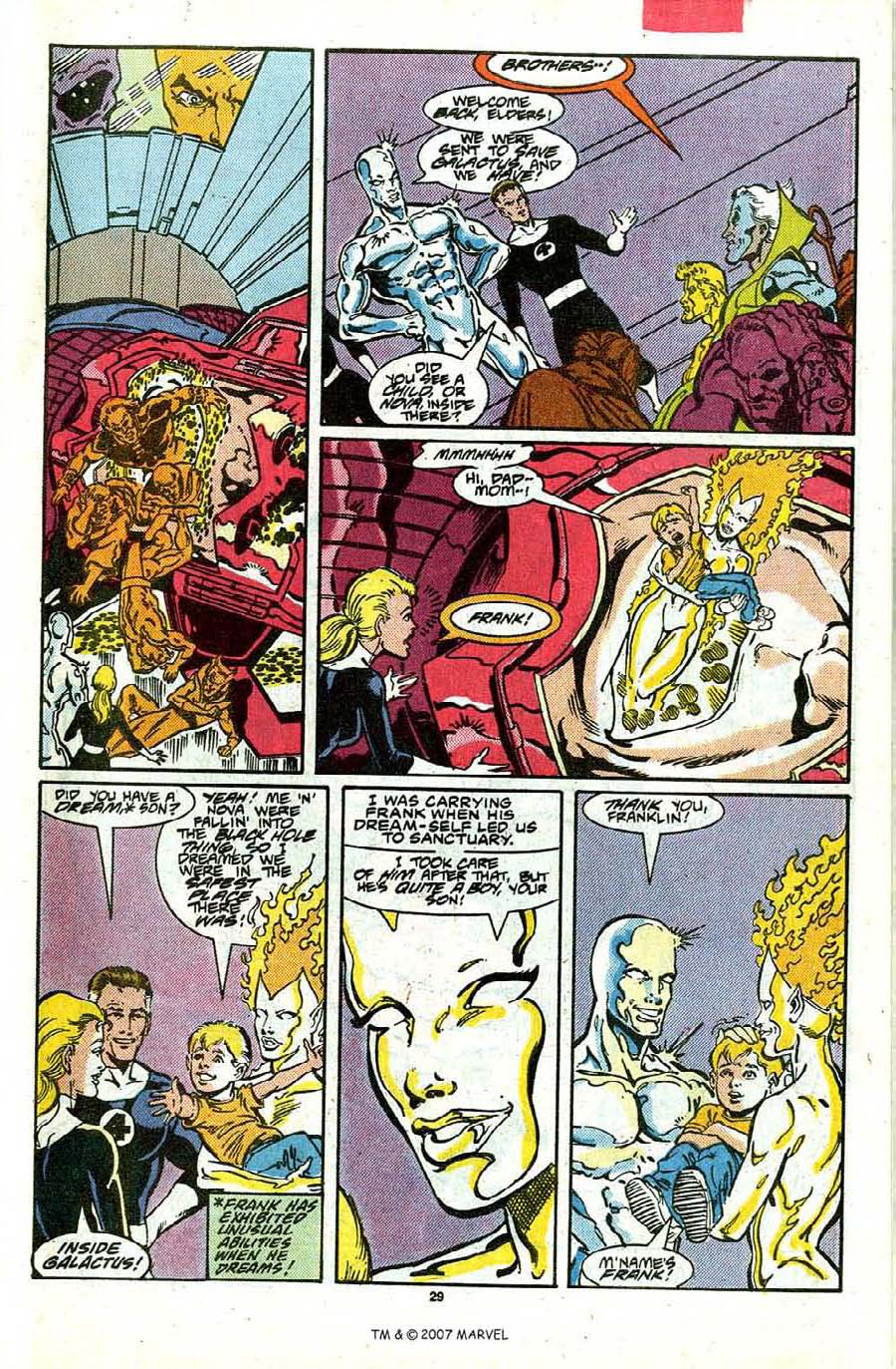 Read online Silver Surfer (1987) comic -  Issue #17 - 31