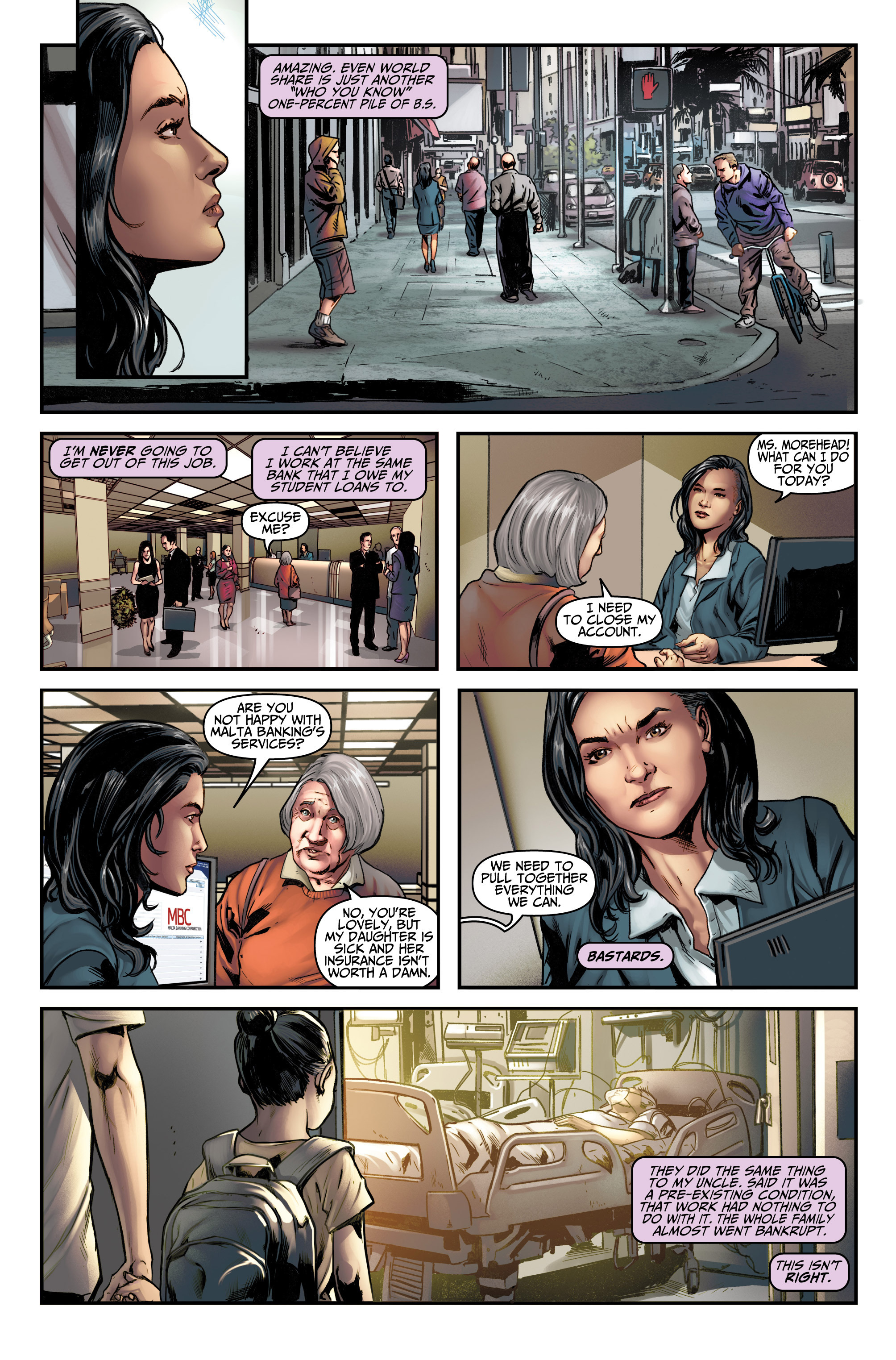 Read online Assassin's Creed (2015) comic -  Issue #1 - 8