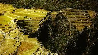 Terraços Agrícolas de Machu Picchu