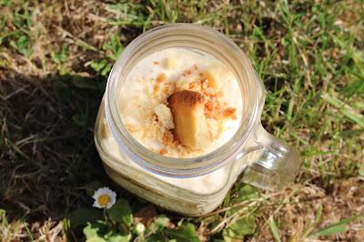 dessert tentation mason jar