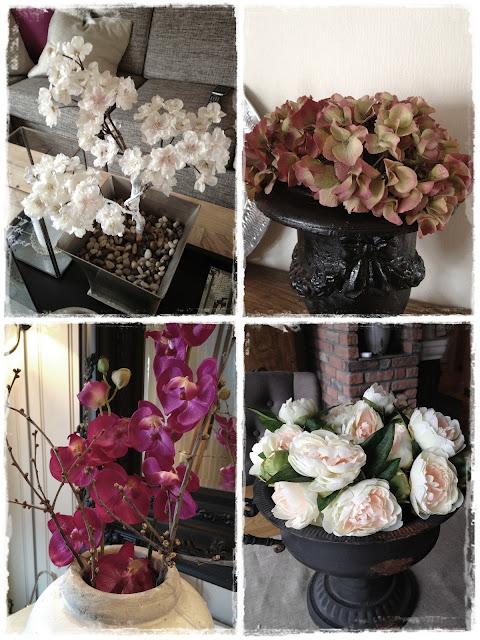 Groovy Anitas Interiørverden: Kunstige blomster PG-06