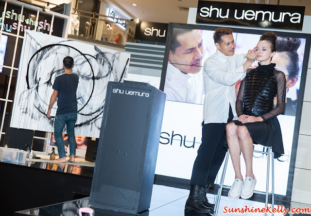 shu uemura Haute Street Beauty Art Make Up Competition 2015, shu uemura, Haute Street, Beauty Art Make Up Competition 2015, shu uemura, Vision of Beauty Collection Vol 02, makeup competition, haute street beauty art, haute street makeup, uchiide, oyama enrico isamu