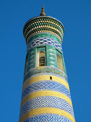 BLOG LUGARES DE MEMÓRIA - Matéria Khiva - Foto  LoggaWiggler por Pixabay