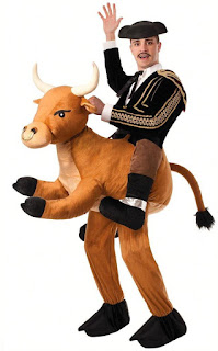 Ride A Bull Costumes
