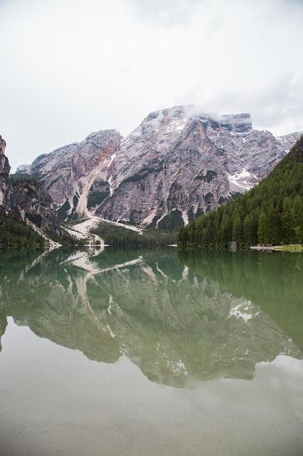 Seerundweg Pragser Wildsee  Lago di Braies  Südtirol 05