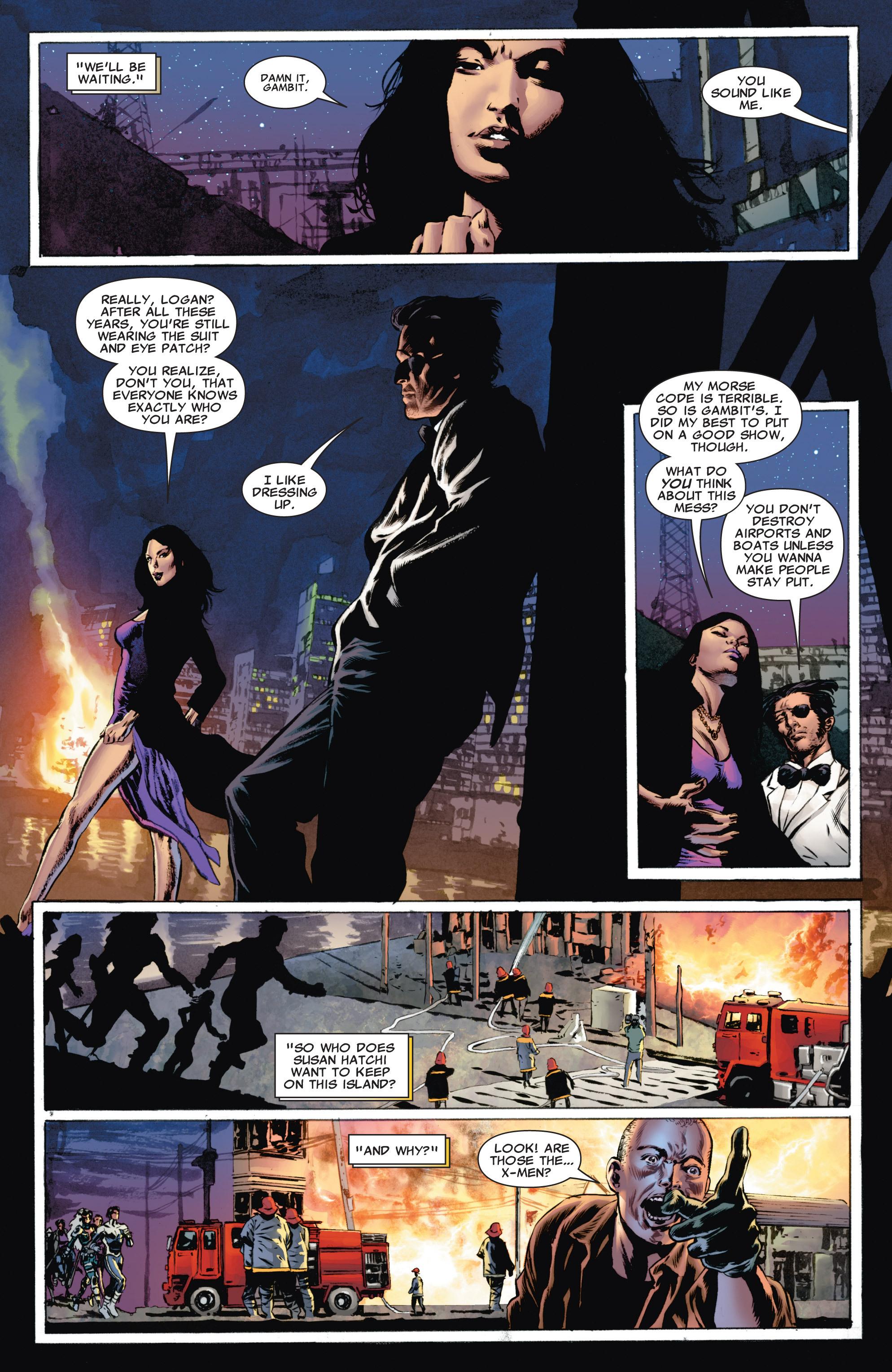 Read online Astonishing X-Men (2004) comic -  Issue #55 - 10