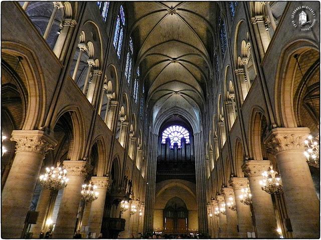 Cathédrale ND de Paris