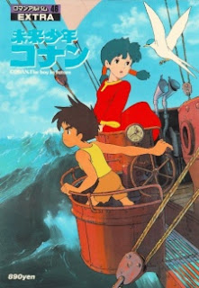 Mirai Shounen Conan (Conan, el Niño del Futuro)