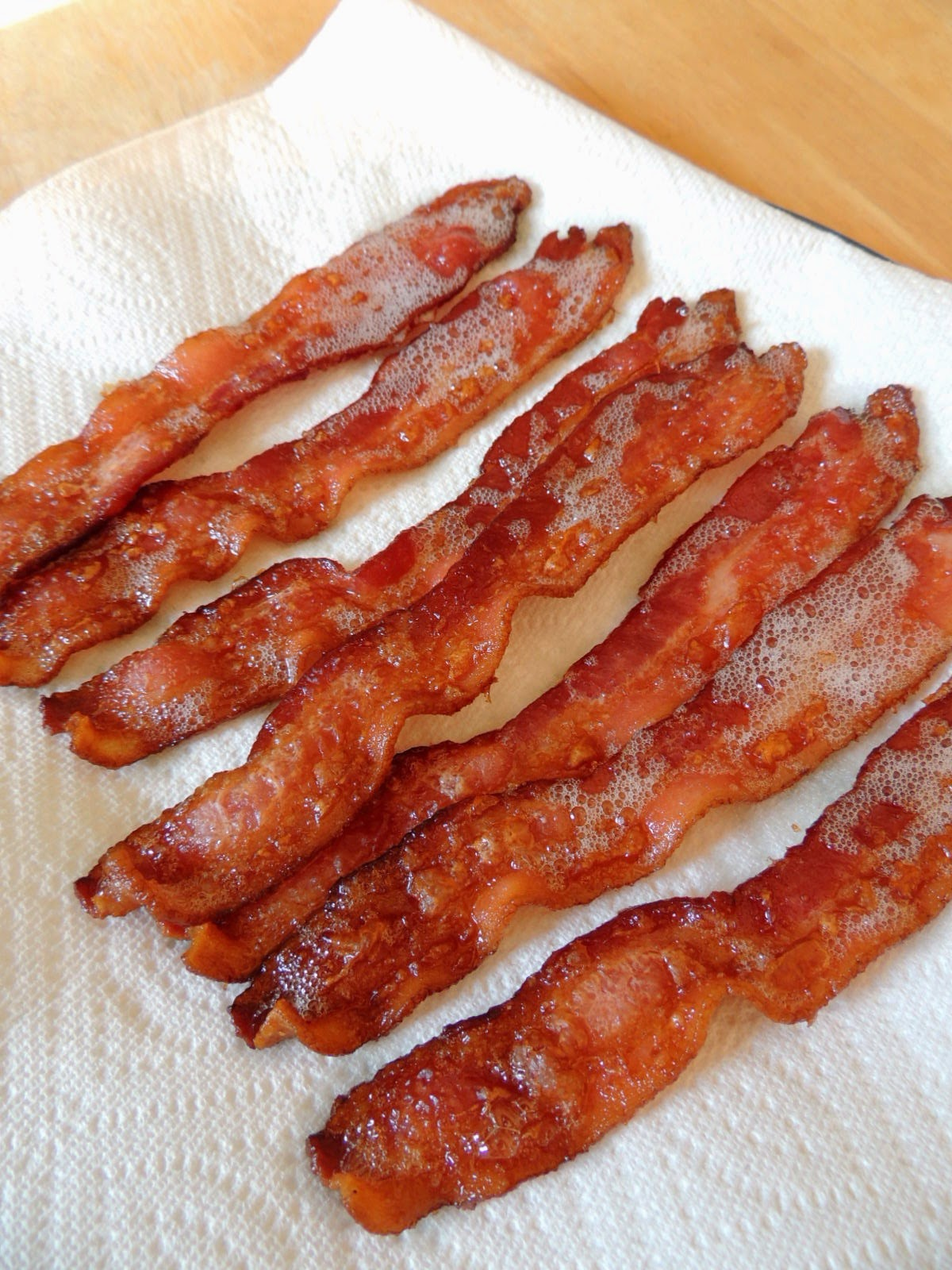 How To Bake Perfectly Crisp Bacon every time with no grease splatters & easy clean up