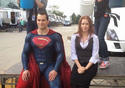SUPERMAN Y LOIS LANE, ICE BUCKET CHALLENGE