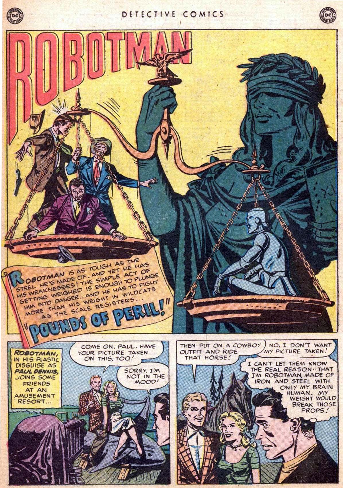 Detective Comics (1937) 157 Page 25