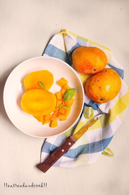 how to make No-Bake Mango Cheesecake recipe