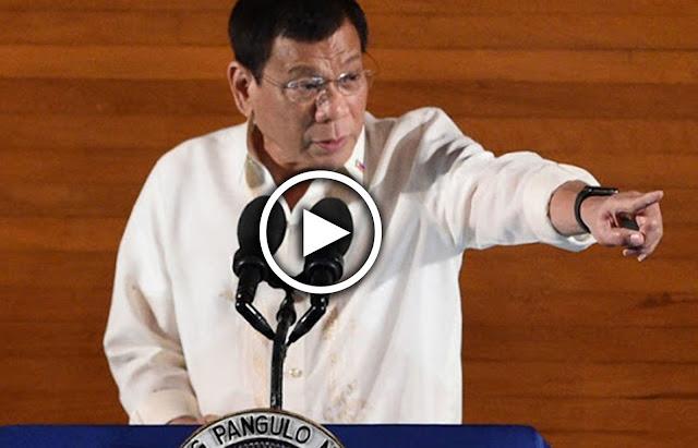 """Pengusaha China yang Ingin Reklamasi Pantai Tak Berkutik Dihadapan Duterte: """"Pergi atau saya tembak!"""""""