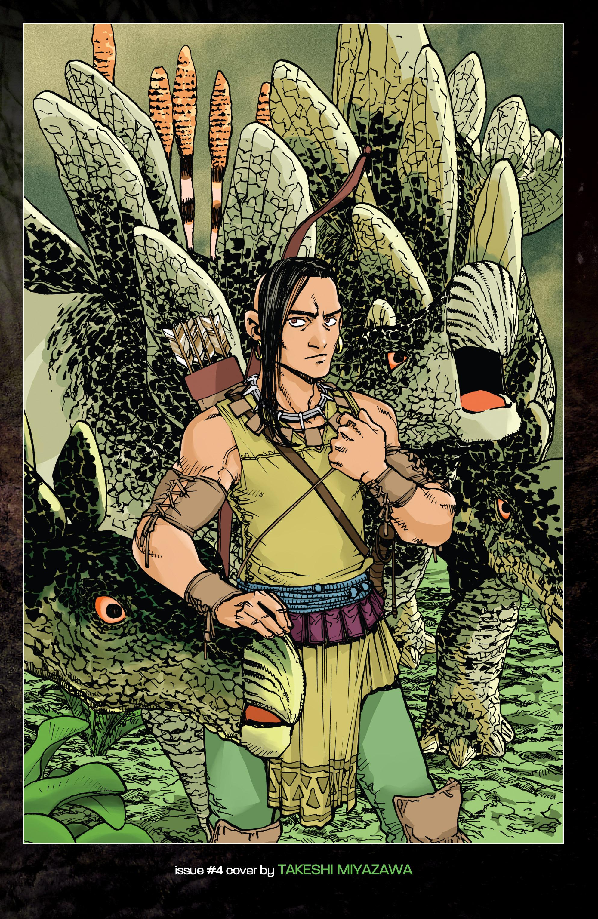 Read online Turok: Dinosaur Hunter (2014) comic -  Issue # _TPB 1 - 146