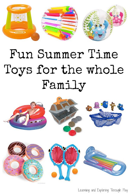 Summer Toys for Kids