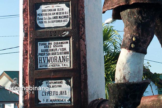 touliang toulimambot patung sarapung korengkeng tondano minahasa sulawesi utara