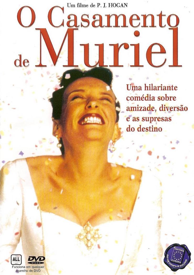Resultado de imagem para O Casamento de Muriel (1994)