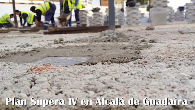 Plan Supera IV en Alcalá de Guadaíra