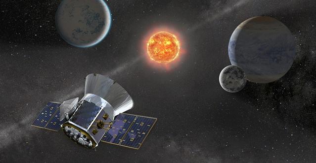 Το διαστημικό τηλεσκόπιο TESS εντόπισε μία καυτή υπερ-Γη