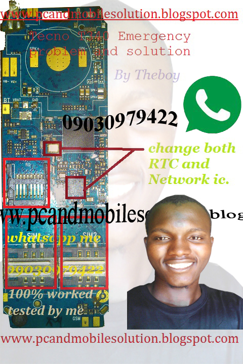 HOW TO SOLVE TECNO T340 ALL NETWORK ISSUE? - Jumare's blog