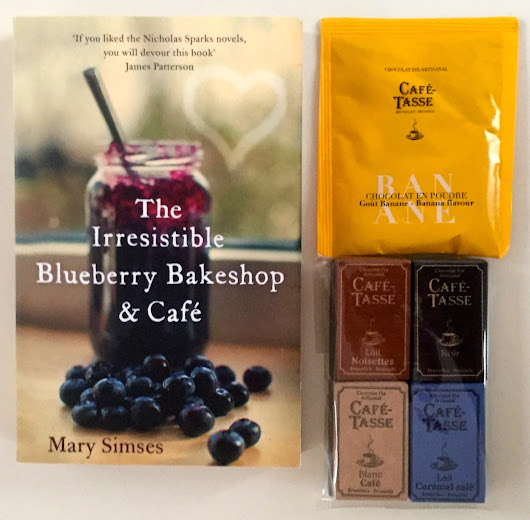 Book & Chocolate Giveaway