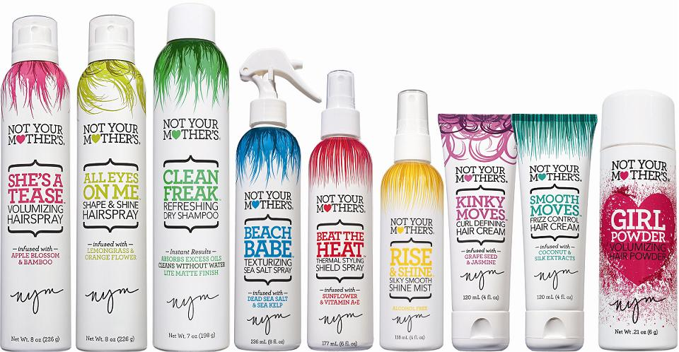 what mimi writes not your mother 39 s hair care beach babe texturizing sea salt spray. Black Bedroom Furniture Sets. Home Design Ideas